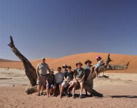 family safari group sossusvlei