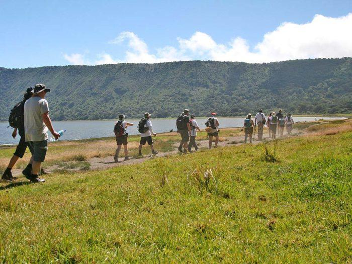 Ngorongoro-Crater-Highland-Trekking