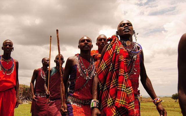 History of the Maasai Shuka cloth