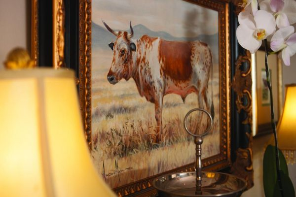 The Residence - Johannesburg - luxury boutique hotel - decor - Southern Destinations