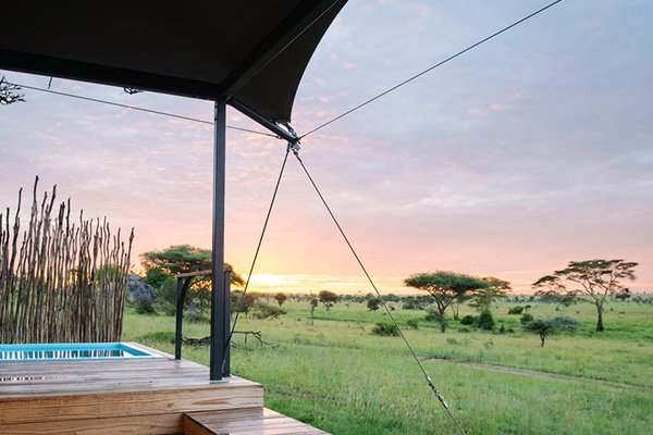 Lemala Nanyukie Tented Camp (Serengeti)