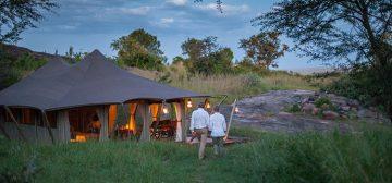 Elewana Serengeti Pioneer Camp