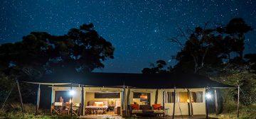 Lemala Mara Mobile Tented Camp