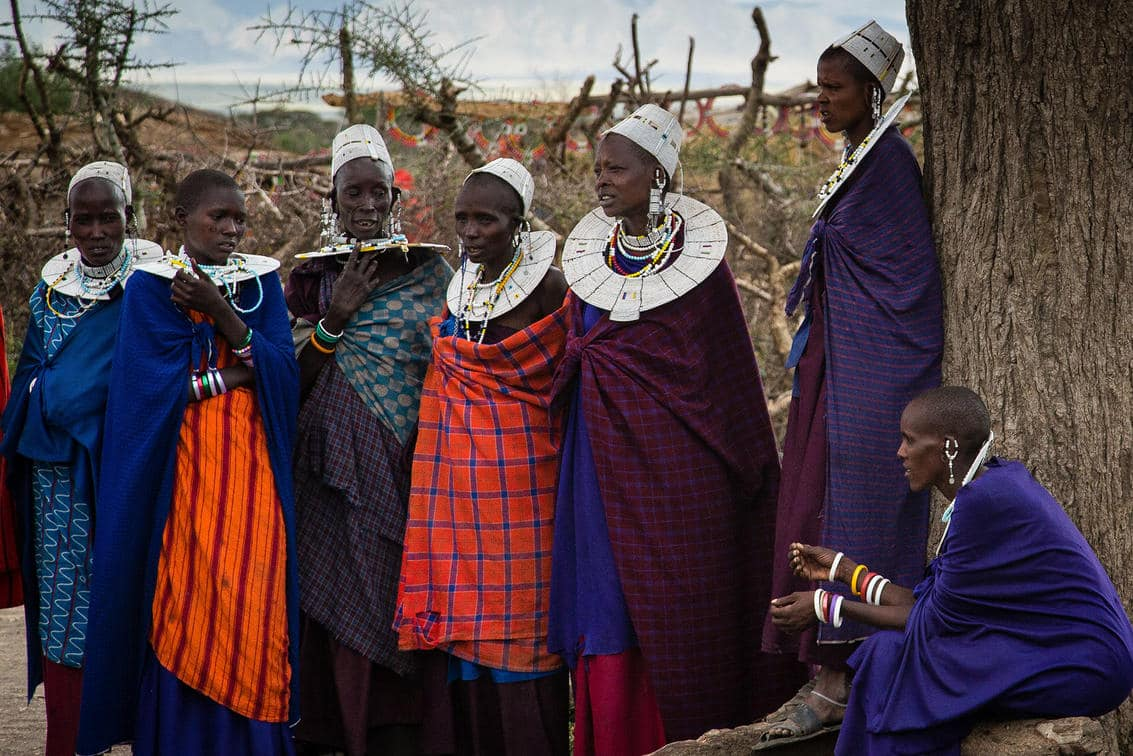 Meet the Masai when you visit Lake Eyasi - Ngorongoro Crater, Tanzania
