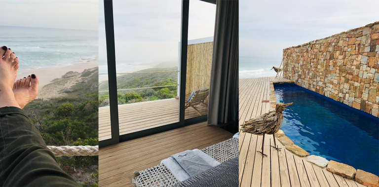 Lekkerwater Beach Lodge is the perfect getaway - even in winter