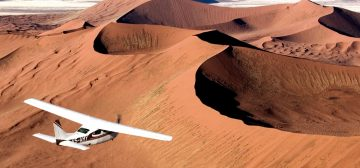Fly Into The Highlights of Namibia