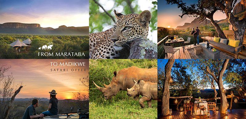Marataba & Madikwe Safari Offer - Southern Destinations