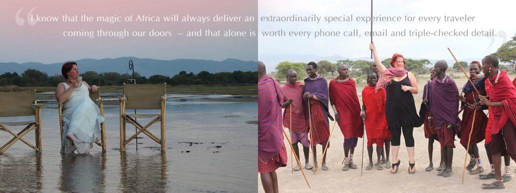 liesl - african safari - africa travel expert - southern destinations